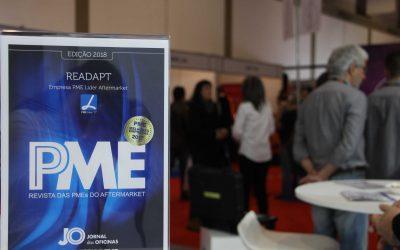 Distinção da Reatek como PME Líder